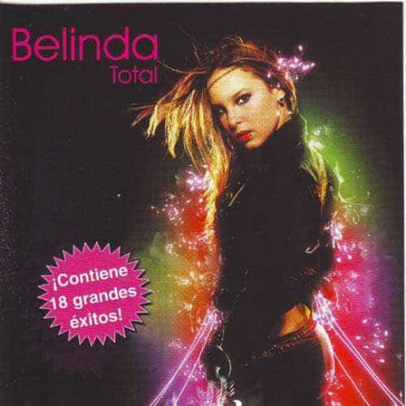 BELINDA CD Belinda Total