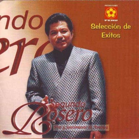 SEGUNDO ROSERO CD Seleccion De Exitos