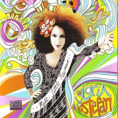 GLORIA ESTEFAN CD Miss Little Havana