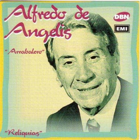 ALFREDO DE ANGELIS CD Arrabalero