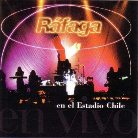 RAFAGA CD En el Estadio de Chile