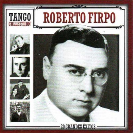 ROBERTO FIRPO CD Tango Collection Instrumental 20 Grandes Exitos