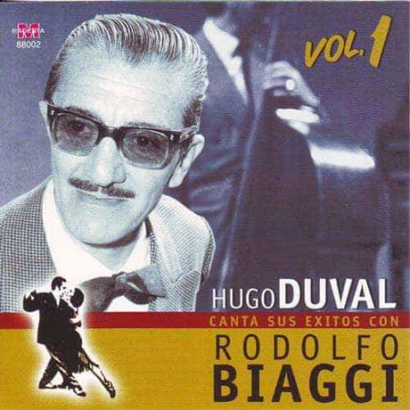 RODOLFO BIAGI & HUGO DUVAL CD Vol I