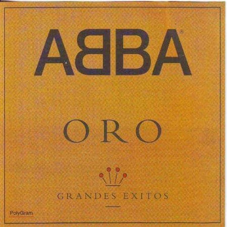 ABBA CD Oro Grandes Exitos (Spanish)