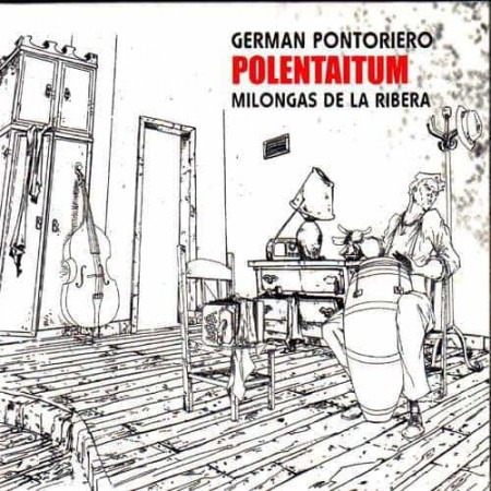 POLENTAITUM CD Milongas De La Ribera