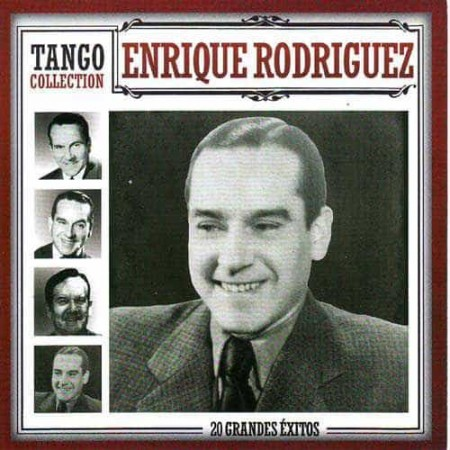 ENRIQUE RODRIGUEZ CD Tango Collection