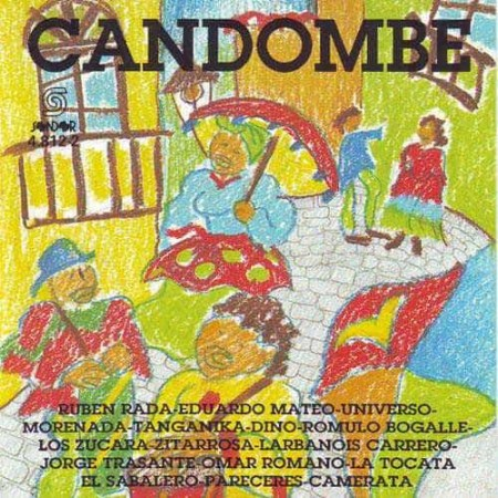 CANDOMBE CD Cancombe Vol 1