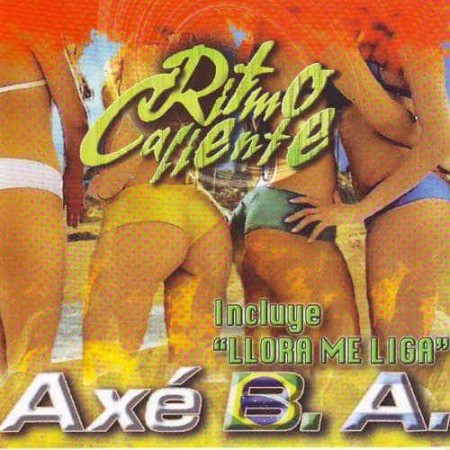 AXE BA CD Ritmo Caliente