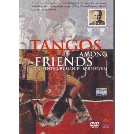 DANIEL BARENBOIM DVD Tangos Among Friends