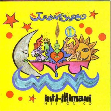 INTI ILLIMANI HISTORICO CD Travesura