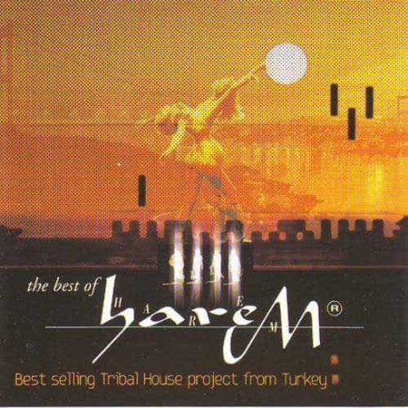 HAREM CD The Best Of Tribal House
