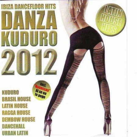DANZA KUDURO 2012 CD Vol 1