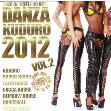 DANZA KUDURO 2012 CD Vol 2