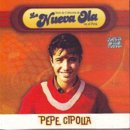 PEPE CIPOLLA CD La Nueva Ola Best Of
