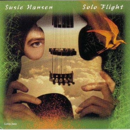 SUSIE HANSEN CD Solo Flight