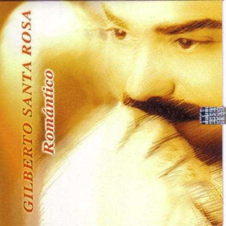 GILBERTO SANTA ROSA CD Romantico