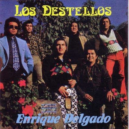 LOS DESTELLOS CD Enrique Delgado