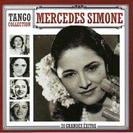 MERCEDES SIMONE CD Tango Collection 20 Grandes Exitos 1936 - 194