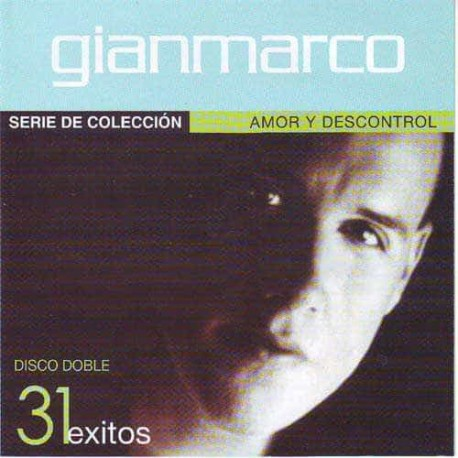 GIAN MARCO 2CD Amor Y Descontrol