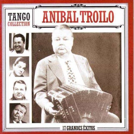 ANIBAL TROILO CD Tango Collection Instrumental