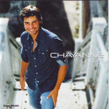 CHAYANNE CD Sincero