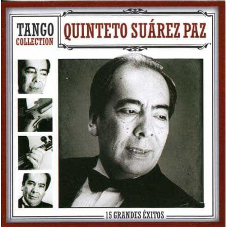 QUINTETO SUAREZ PAZ CD Tango Collection