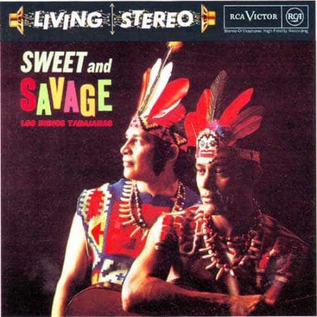 LOS INDIOS TABAJARAS CD Sweet And Savage