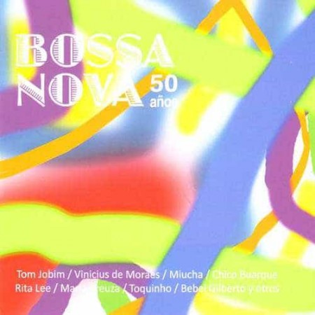 BOSSA NOVA 50 AÑOS CD Vol 1
