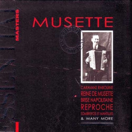 MUSETTE CD Essential Masters 1927 - 1942