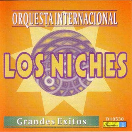 LOS NICHES CD Grandes Exitos