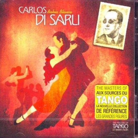 CARLOS DI SARLI CD The Masters Of Tango Bahia Blanca