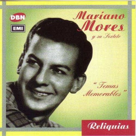 MARIANO MORES CD Temas Memorables