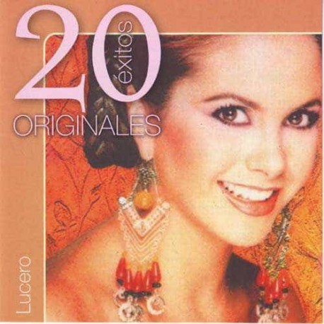 LUCERO CD 20 Exitos Originales