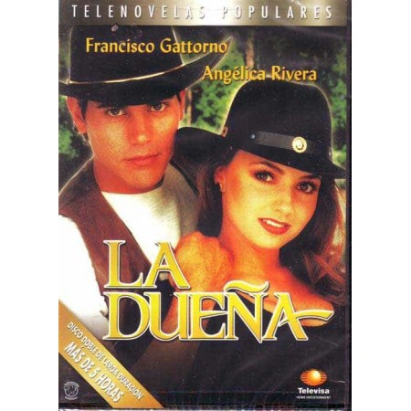 LA DUE?A DVD Telenovela La Due?a