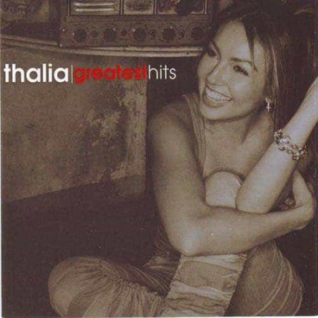 THALIA CD Greatest Hits Grandes Exitos De Sus Telenovelas