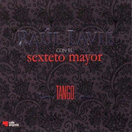 RAUL LAVIE & SEXTETO MAYOR CD Tango