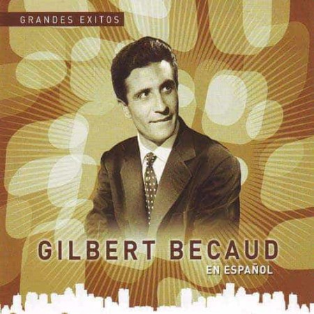 GILBERT BECAUD CD Grandes Exitos En Español