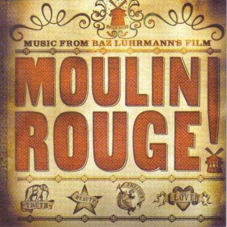 SOUNDTRACK CD MOULIN ROUGE