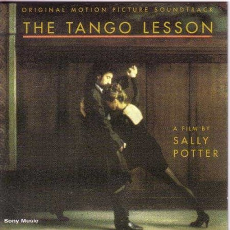 SOUNDTRACK CD THE TANGO LESSON
