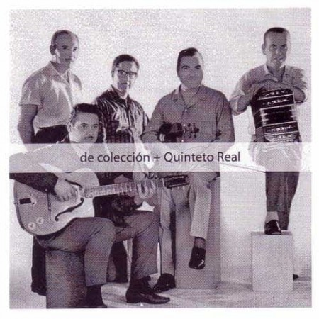 QUINTETO REAL CD De Coleccion
