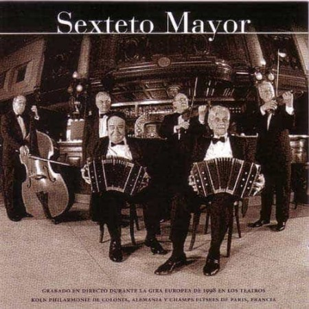 SEXTETO MAYOR CD En Vivo En Europa 1998