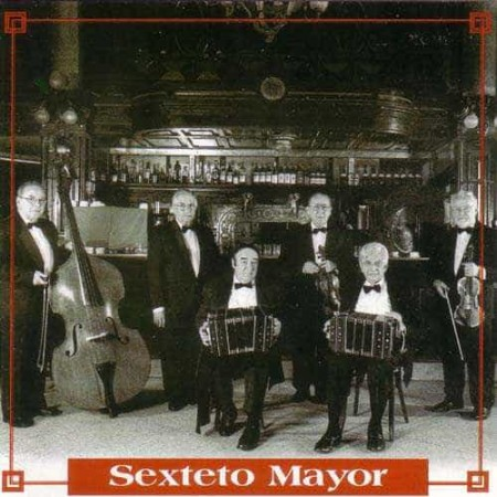 SEXTETO MAYOR CD Tangos Para Bailar